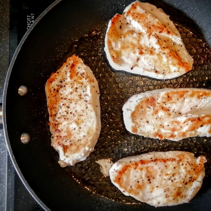 Perfect Pan-Seared Chicken Breast